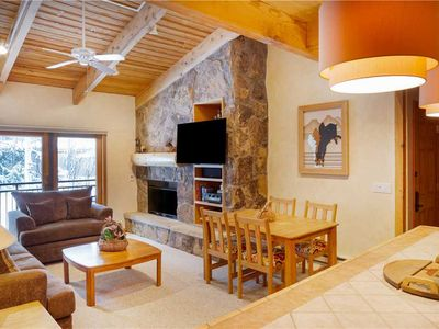 Photo for Timberline Deluxe Ski-In/Ski-Out One Bedroom Plus Loft Condo
