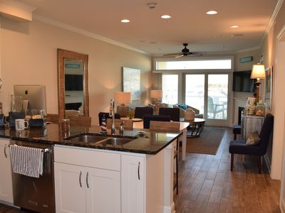 Photo for PET-FRIENDLY DOWNTOWN DEWEY BEACH CONDO LUXURIOUS 2BR 2BA CONDO W/ OCEAN & BAY VIEWS
