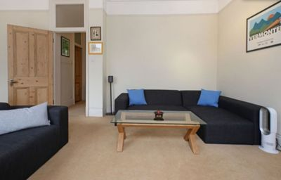 Photo for Comfortable property sleeping 5, in the heart of London's West End (Veeve)