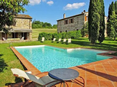 Photo for Holiday house Barberino Val d'Elsa for 7 - 14 persons with 7 bedrooms - Farmhouse
