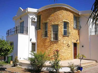 Photo for Fabulous Detached 3 Bed Villa with 10m x 5m Pool Located 5 mins from Kyrenia