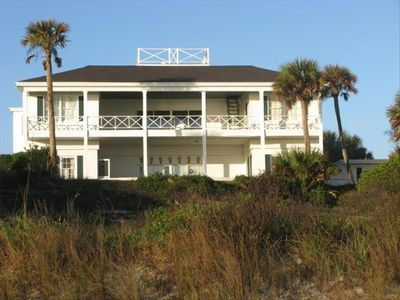Photo for 250 Feet Oceanfront Property-Gorgeous Pool and Private Garden!!!
