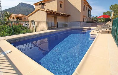 Photo for 5 bedroom accommodation in Calpe
