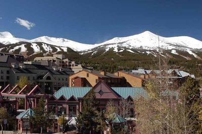 Awesome Location in the Heart of Breckenridge! View From Balcony!
