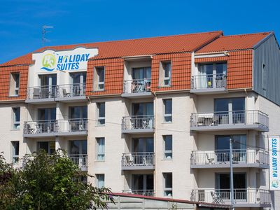 Photo for Spacious holiday apartment for 6 people nearby the sea
