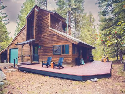 Photo for Cedar Cabin Tucked into the Pines Backing Up to Ponderosa State Park!