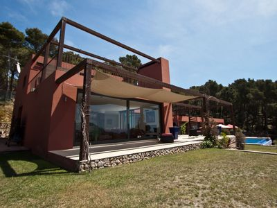 Photo for Maricel is set in its own grounds in an elevated position and has been  designed to make t