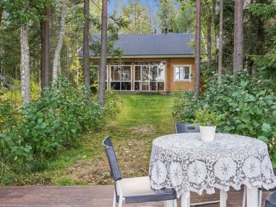 Photo for Vacation home Villa eerola in Juva - 5 persons, 2 bedrooms