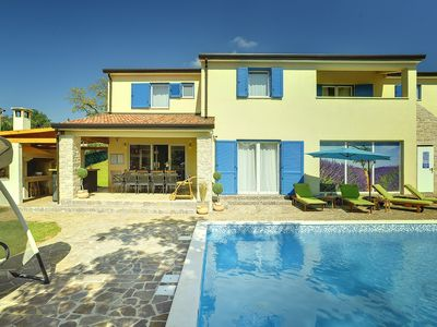 Photo for Holiday house Zminj for 1 - 12 persons with 5 bedrooms - Villa