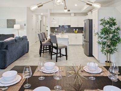 Photo for SPECIAL OFFER! - Luxury New Home (5 Min Disney and Outlets) at Storey Lake Resort (Orlando)