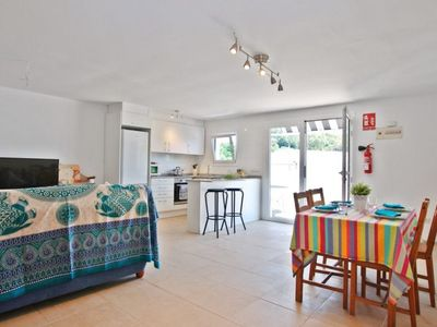 Photo for 2 bedroom Villa, sleeps 4 in Blanes with WiFi
