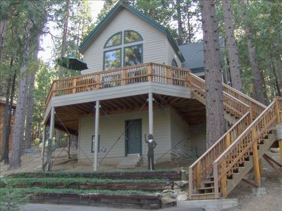 Photo for 3BR Cabin Vacation Rental in Cold Springs, California