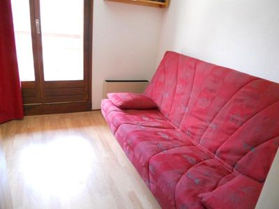 Photo for Apartment Risoul, studio flat, 4 persons