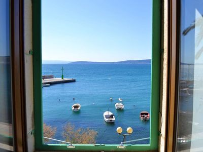 Photo for DELUXE PORT VIEW SEAFRONT APARTMENT