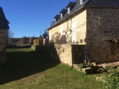 Photo for HALF COZY COTTAGE OF 18 ° - - DORDOGNE VALLEY 4 pers totally independent