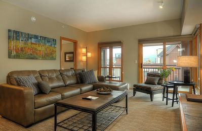 Photo for Village Allure - Spectacular High-End Unit with Ski Views