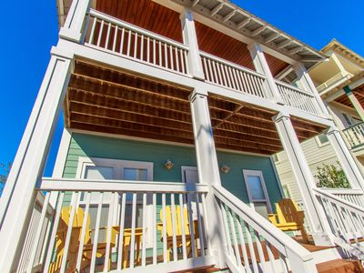 Photo for Nirvana~Gulf View, Community Pool/Hot Tub, Private Beach Access, Family-Friendly