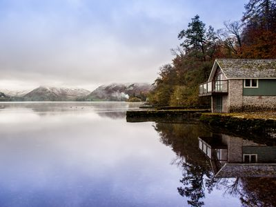 Photo for Lake District Ullswater Far Boathouse Romantic