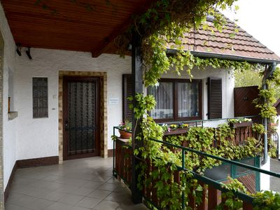 Photo for Guesthouse Peter, large apartment right on the forest
