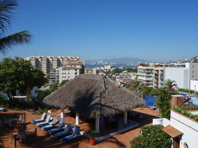 Photo for Beautiful 1 Bedroom Penthouse Condo, Selva Romantica, Old Town, PV