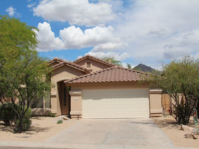 Photo for GREAT NORTH SCOTTSDALE LOCATION 4 BR McDowell Mountain Ranch Home near Westworl