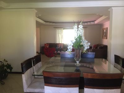 Photo for House 5/4, there are 5 min from the beach. Excellent outdoor area. Well located.