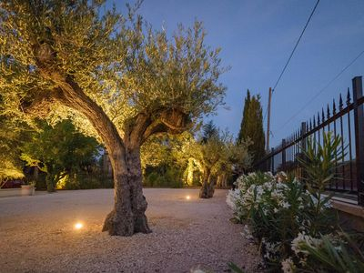 Photo for The Bastide Pont du Gard, a Provencal country house in the heart of its park