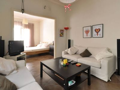Photo for Lovely Small Studio Apartment In Vironas, Athens