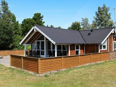 Photo for Magnificient Holiday Home inVæggerløse with Sauna