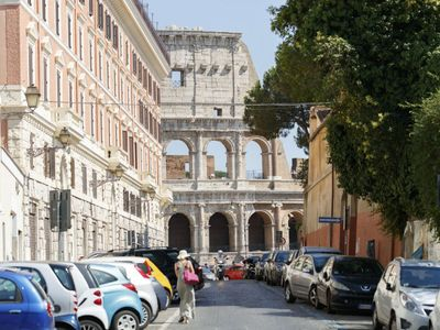 Photo for Apartment Il Cardellino in Roma: Centro Storico - 4 persons, 1 bedrooms