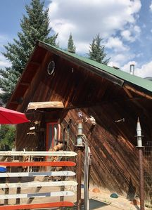 Photo for Eclectic, Cabin style 2 bedroom home in Creede, CO