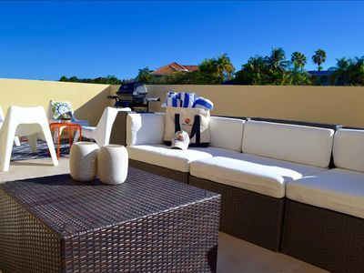 Photo for Villa Primera   Private Rooftop with Grill and Hammock   Sleeps 6