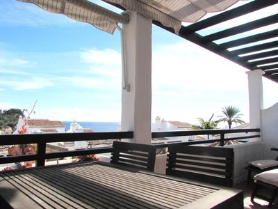 Photo for CASA MARINA - elegant beach house for 6 in Marina del Este - views - WIFI - AC