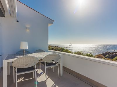 Photo for Bungalow in front of the sea with two bedrooms in Tenerife