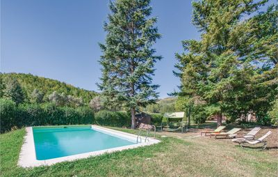 Photo for Quiet, stylish holiday home with pool
