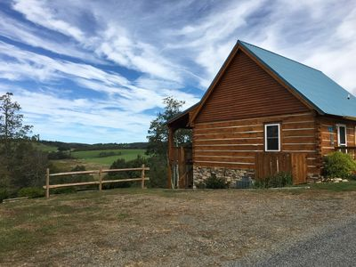 Photo for Perfect Getaway off the BR Parkway. Close to Mabry Mill, views, and wineries