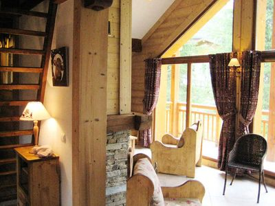 Photo for Chalet Odalys Alpenroc **** - Chalet 10 People