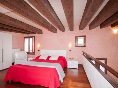 Photo for APARTMENT ON TWO FLOORS WITH WIFI IN CAMPO BANDIERA E MORO - SAN MARCO