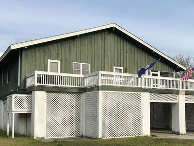 Photo for Vintage rustic home on Sullivan's Island steps from beach access!