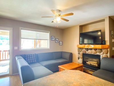 Photo for NEW MATTRESS with Lots of space and fireplace!