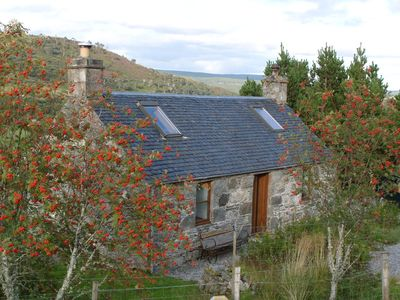 Photo for Traditional Crofters Cottage In Ideal Location For Trips N, S, E And West