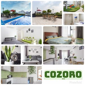 Photo for Cozoro 4 - 2BR 2 BA Luxury Condo Pool & Gym