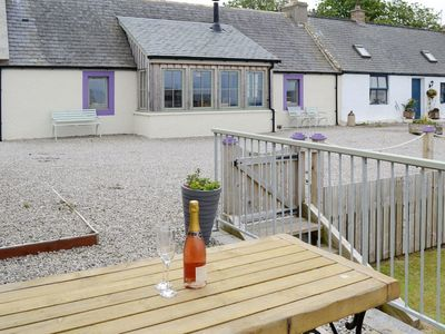 Photo for 2 bedroom accommodation in Portmahomack, near Tain