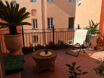 Photo for 2BR Apartment Vacation Rental in Grasse, Provence-Alpes-Côte d'Azur
