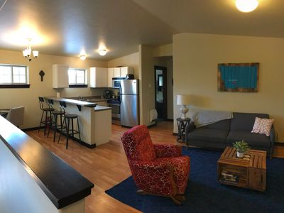 Photo for Perfect 1 BR Apt for your Bozeman/Big Sky/Montana adventure!