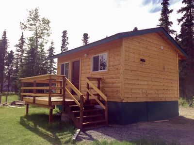 Photo for Quiet & Relaxing pet friendly Cabin #2