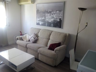 Photo for spacious renovated apartment with garage all new Ideal couples