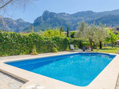 Photo for CAN GARROVA - Villa with private pool in Sóller.