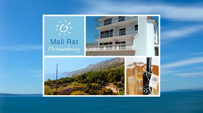 Photo for Holiday apartment (97qm) with stunning sea view for 6-7 person