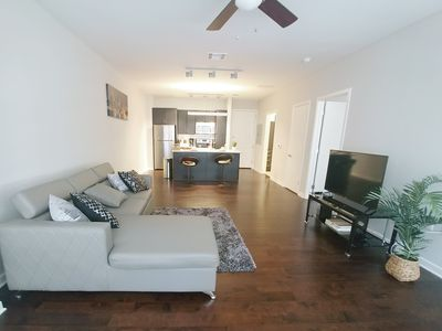 Photo for Beautiful HighRise Apartment in Downtown Dallas